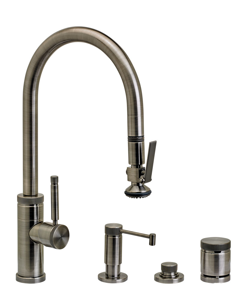 Waterstone Industrial Pulldown 4pc Suite 9800-4