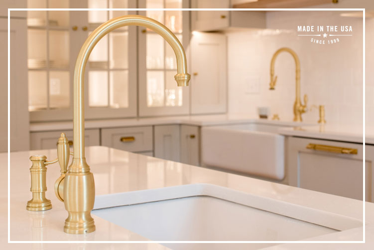Waterstone Hampton Kitchen Faucet