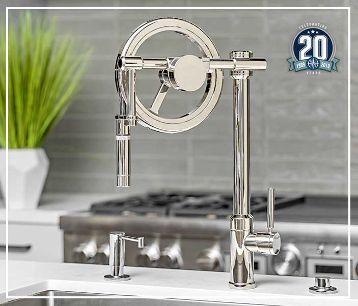 Waterstone Home   Waterstone Luxury Kitchen Faucets